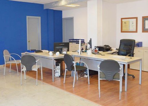 HC Real Estate Oficinas